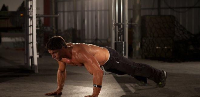 push ups - Best Chest Muscle Exercises