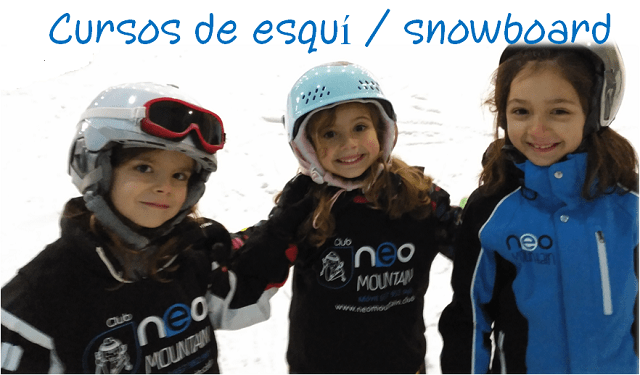Cursos en Madrid Snow Zone