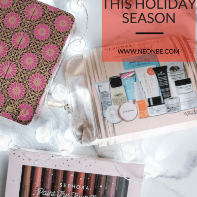 Sephora Inside JCPenney- Must Have Gift Sets This Holiday Season