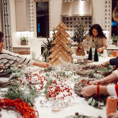 Christmas at Woodside
