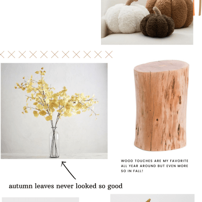 2020 Fall Decor Finds