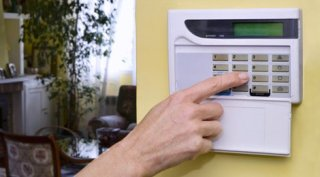 wirefree burglar alarms