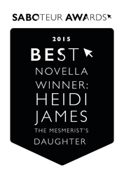 Saboteur Award Best Novella Badge