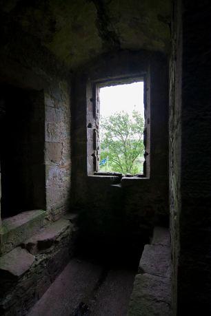 Cardoness Castle Interior