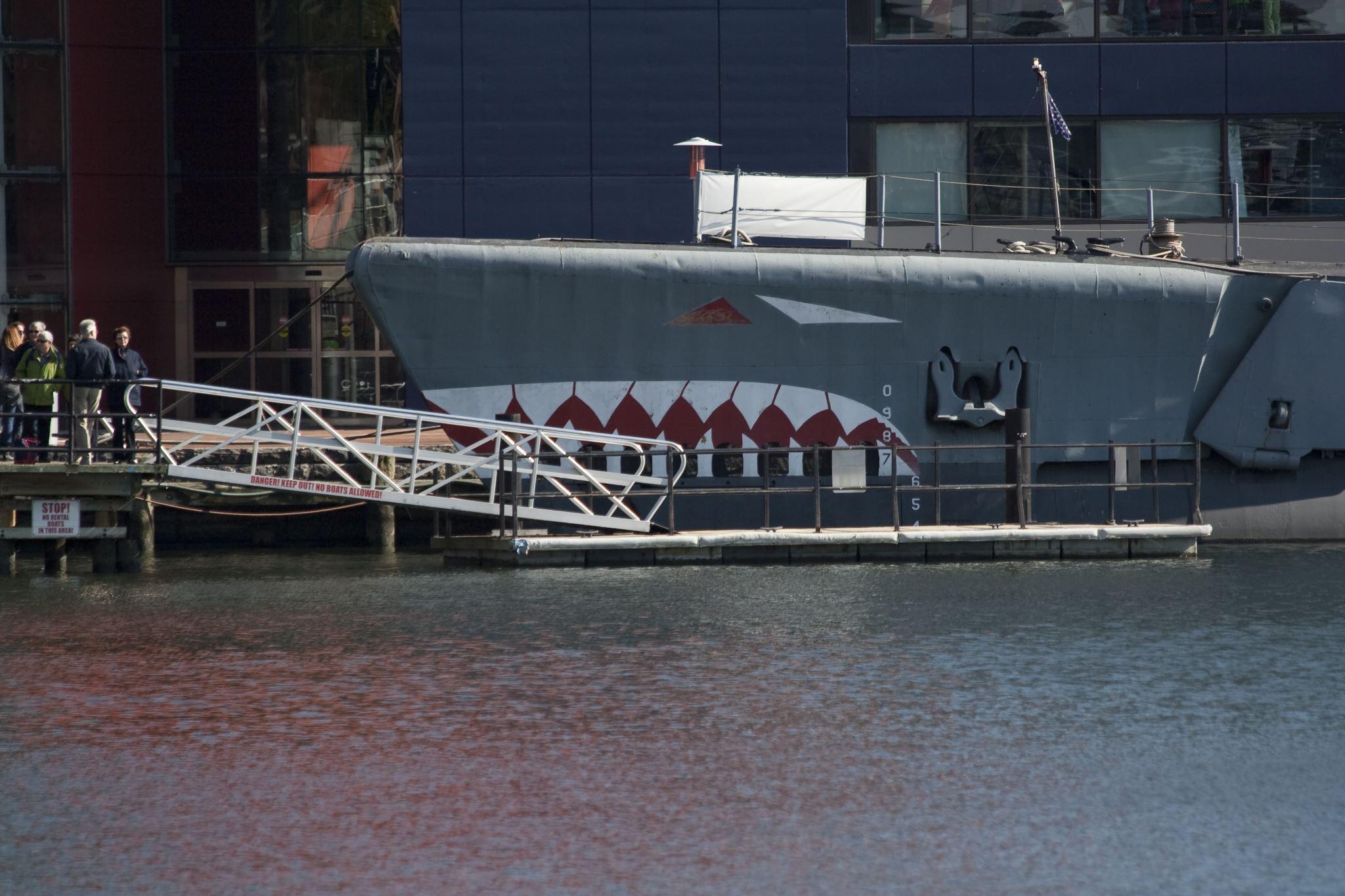 USS Torsk Submarine