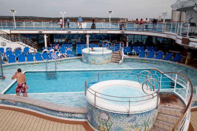 Crown Princess Pool