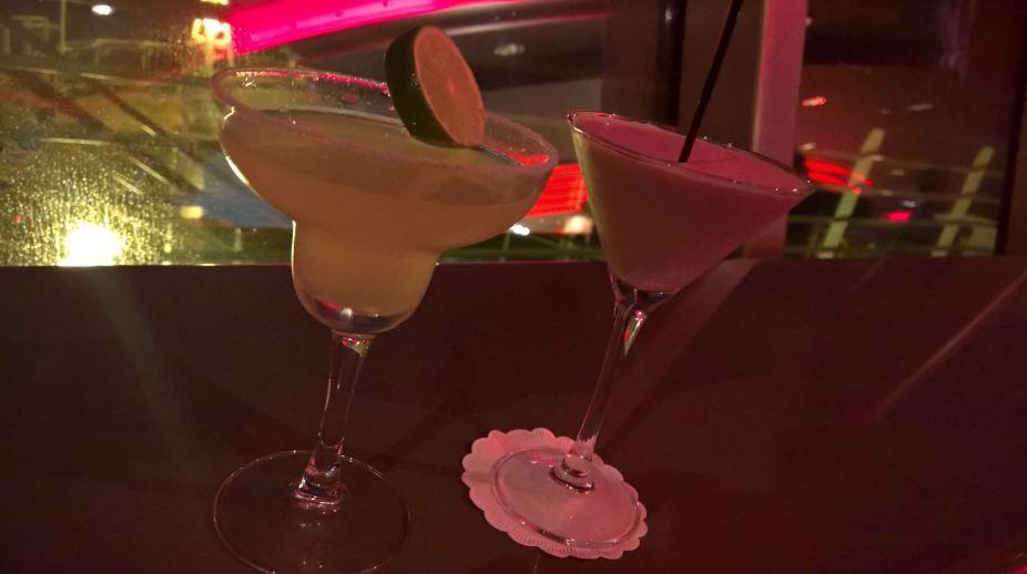 Planet Bar Cocktails