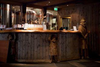 Aegir Brewery Bar, Flaam