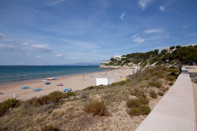 Cap de Salou - Sandy Beach