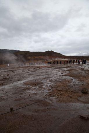 Geysir, Strokkur Eruption