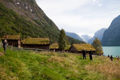 Traditional Norwegian Houses