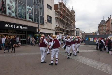 Leeds Morris Dancers