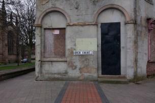 Leeds Derelict Building