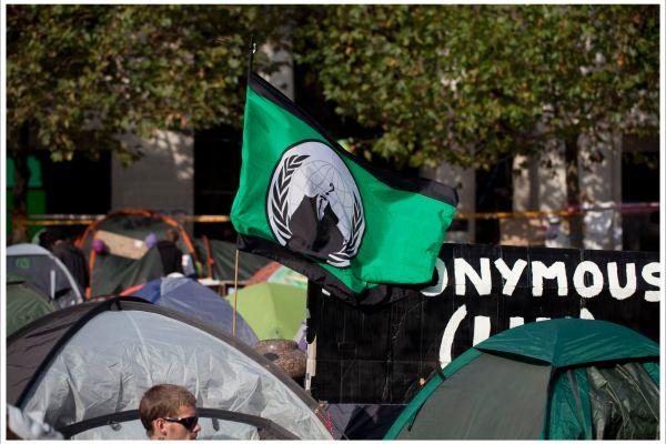Occupy London 2011