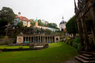 Portmeirion Village