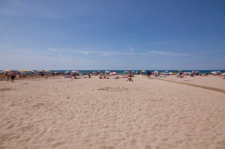 Salou - Sandy Beach