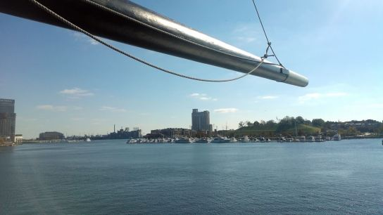 Baltimore From USS Constellation