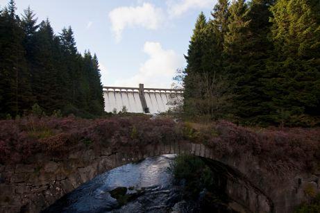 Dam and Stone Bridge