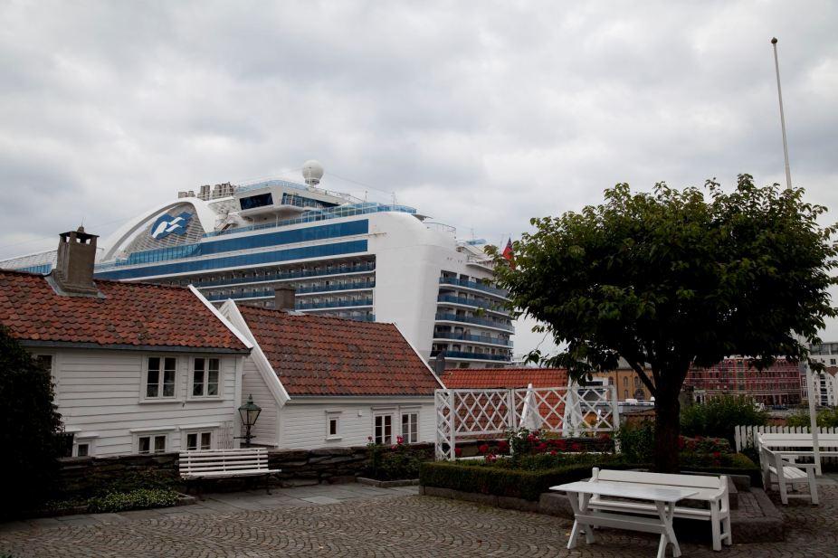 Gamle Stavanger, Crown Princess