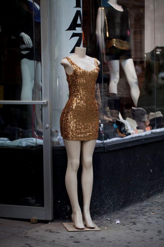 New York Mannequin