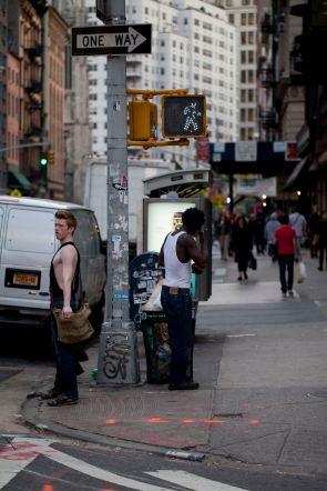 New York City People