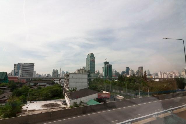 Bangkok From Coach