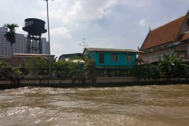Bangkok Riverside Dwelling