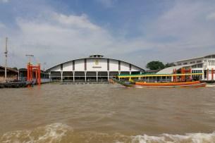 Bangkok River Boat