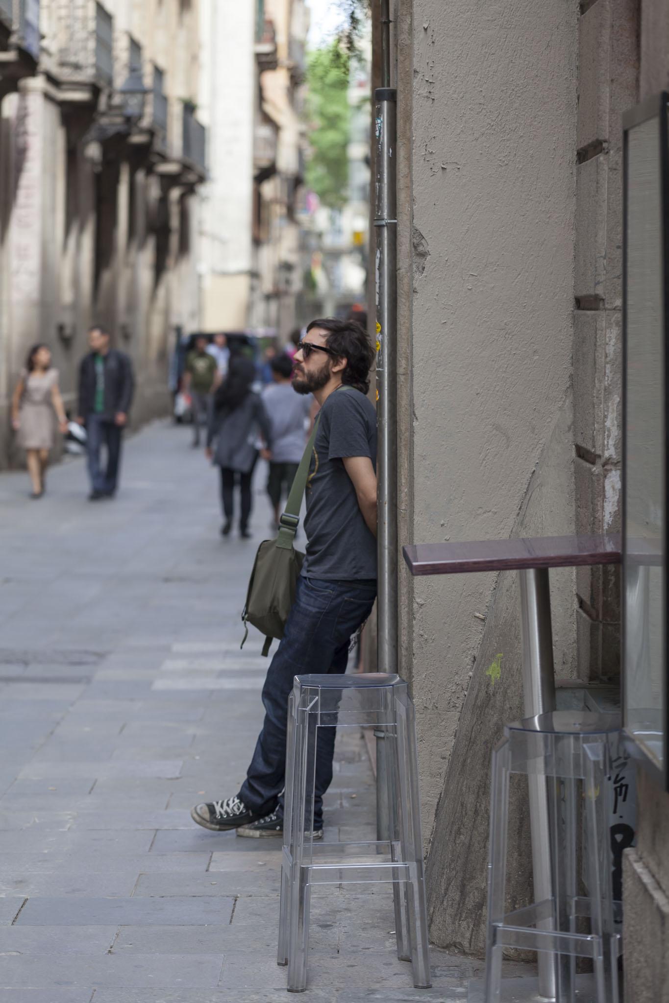 Barcelona, Carrer dels Tallers