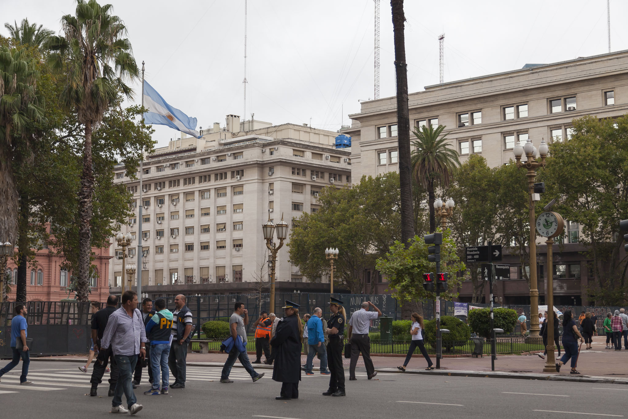 Buenos Aires Streets