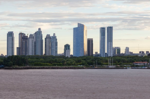 Buenos Aires Waterfront