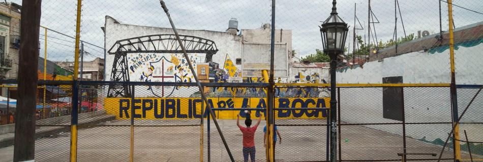 Republic De La Boca