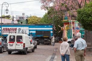 La Boca Train