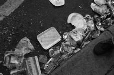 Discarded Rubbish