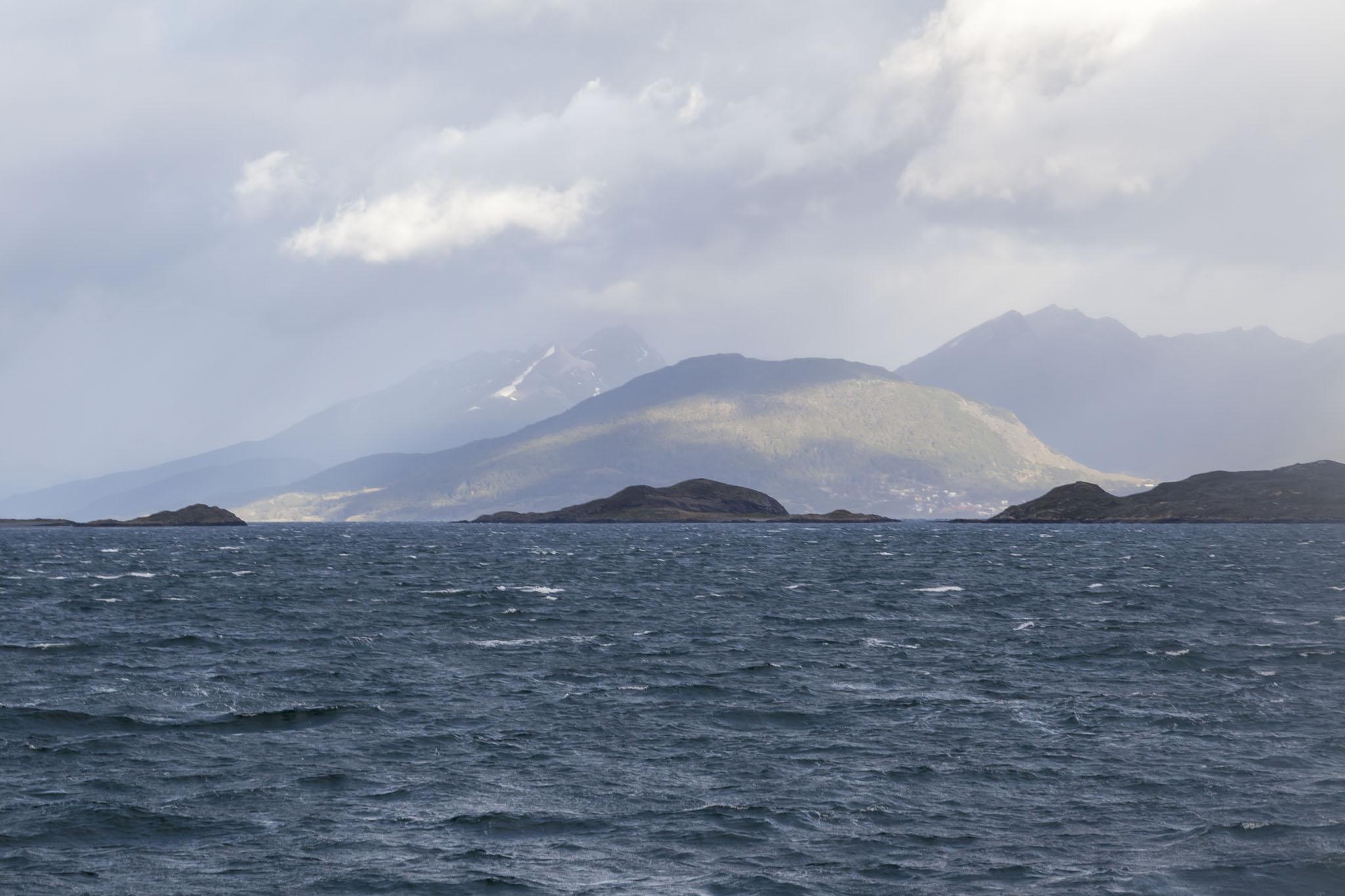 Beagle Channel Landscape