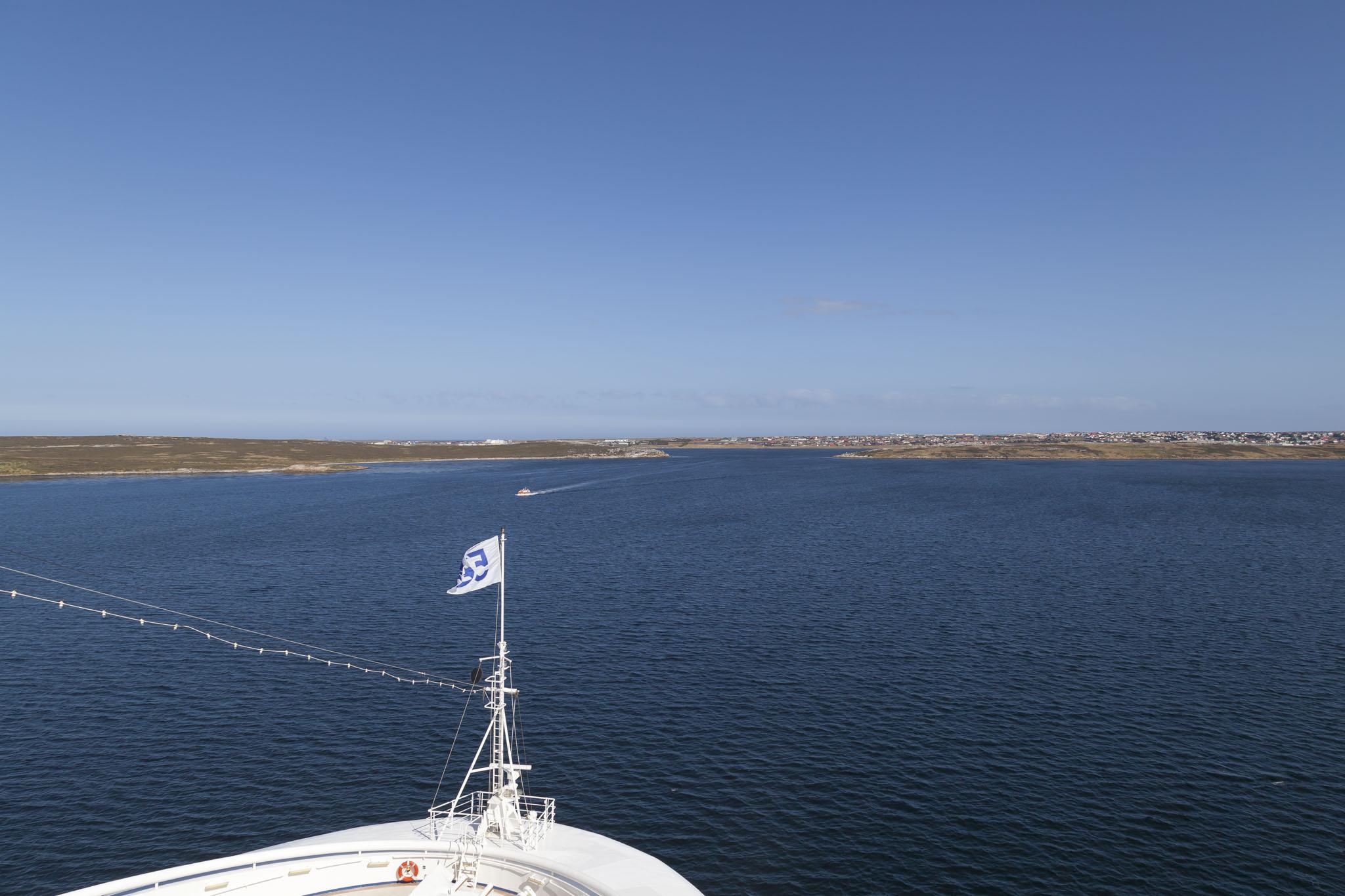 Falkland Islands, Star Princess