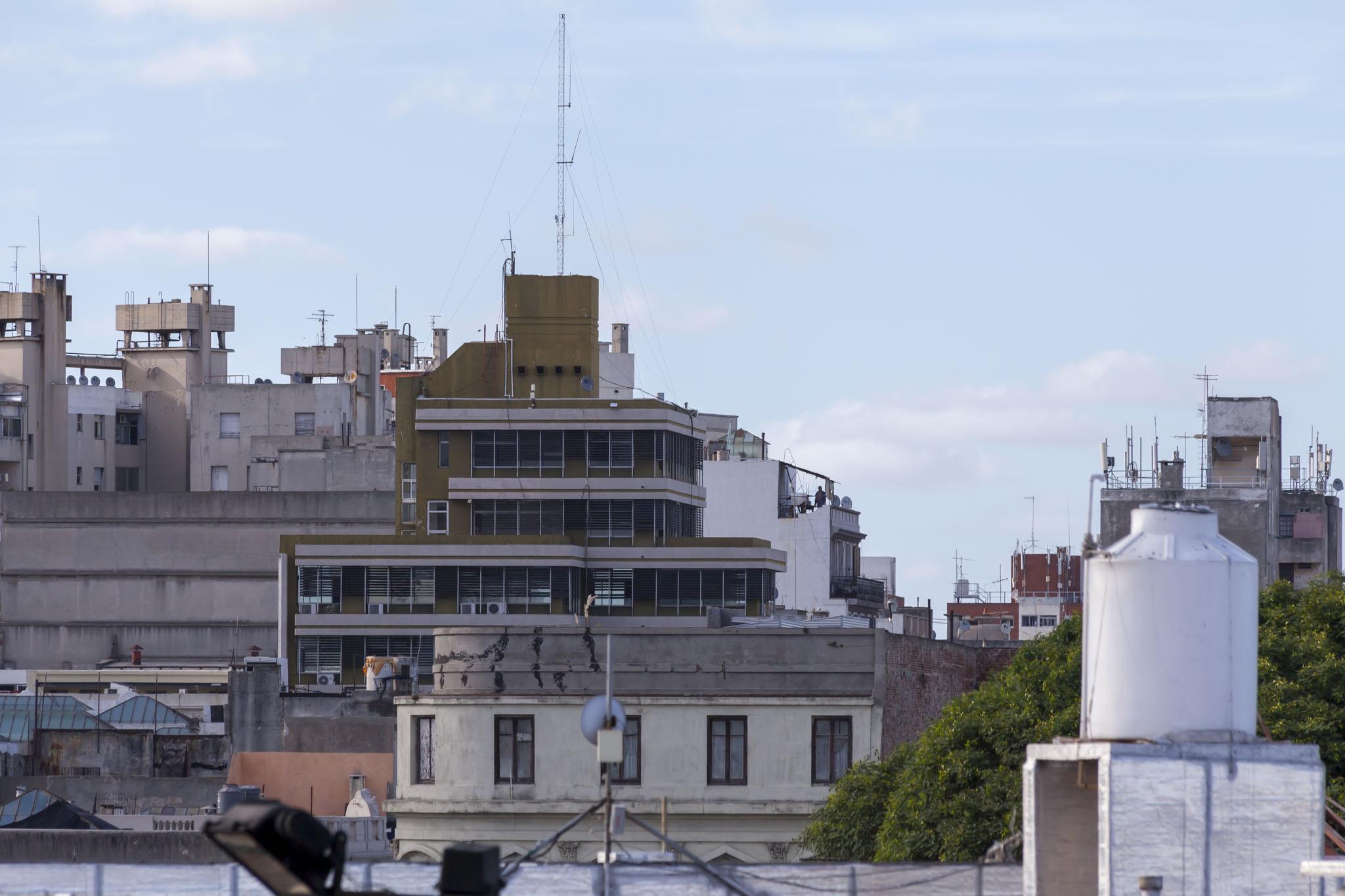 Montevideo Buildings