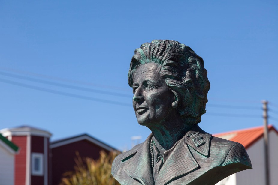 Margaret Thatcher Bust
