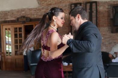 Uruguayan Tango Dancers