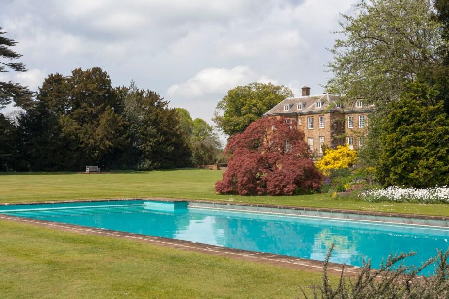 Upton House Swimming Pool