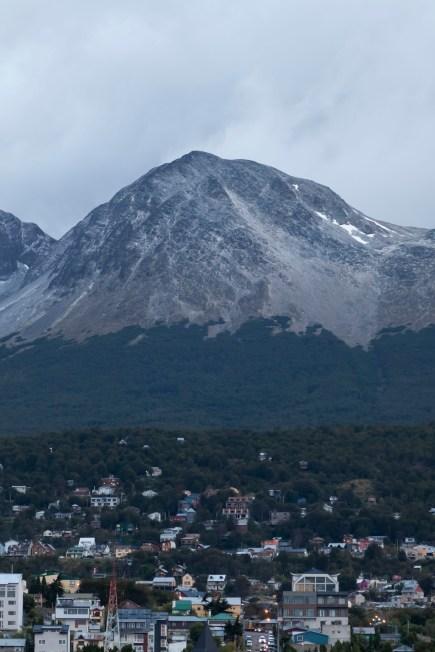 Martial Mountains, Ushuaia
