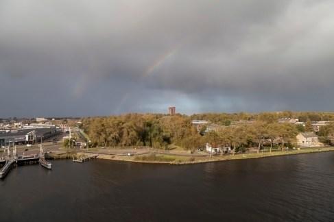 Double Rainbow, Netherlands