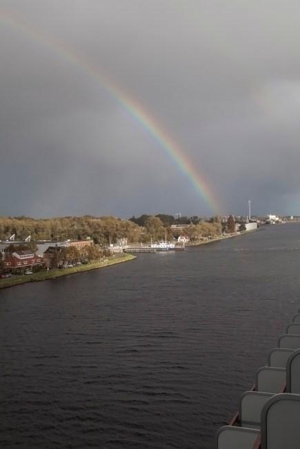 Rainbow, Netherlands