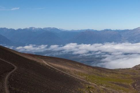 Osorno Volcano View
