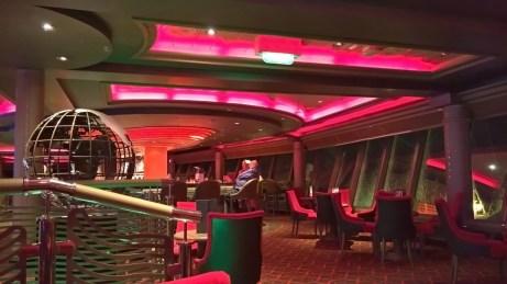 P & O Azura Planet Bar