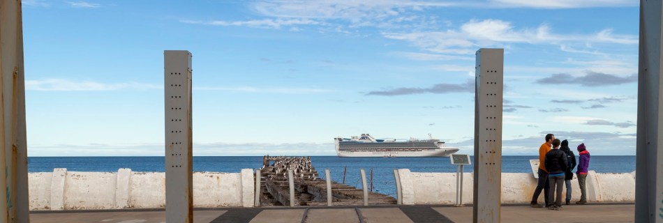 Punta Arenas, Star Princess