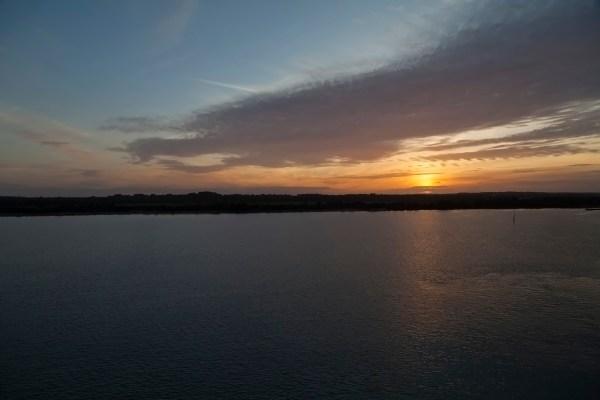 Southampton Sunset