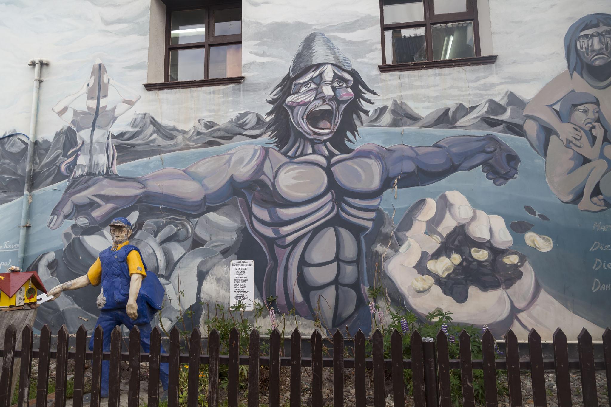 Street Art, Ushuaia