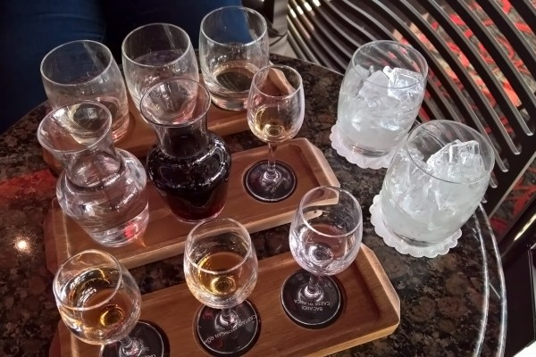 Whiskey And Rum Flights