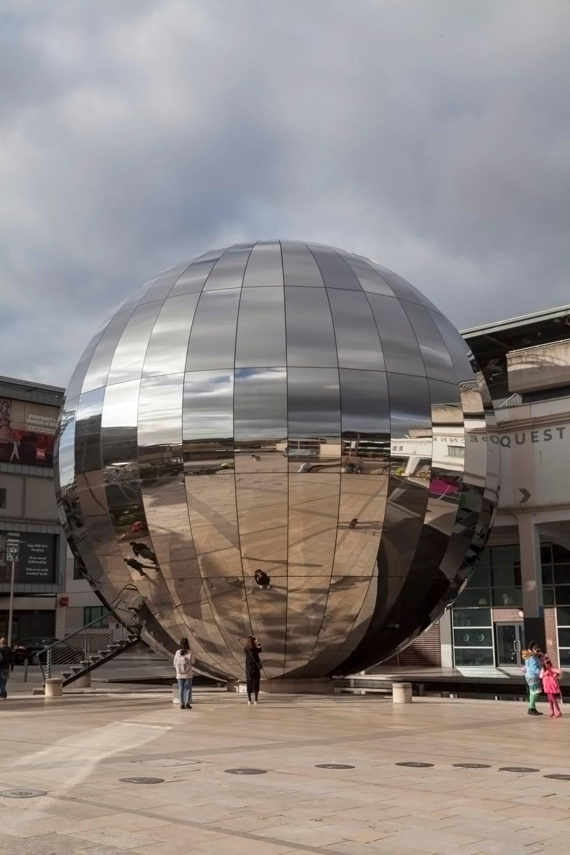 Bristol, Millenium Square
